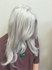 25+ best ideas about Silver hair colors on Pinterest