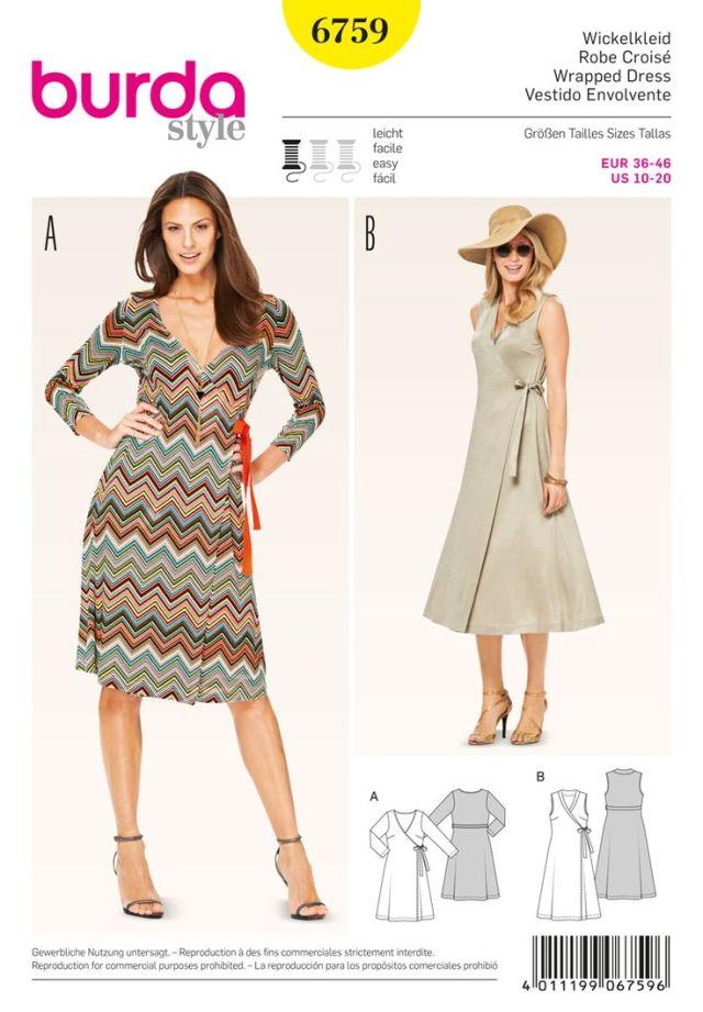 Simplicity Creative Group - Burda Style Dresses