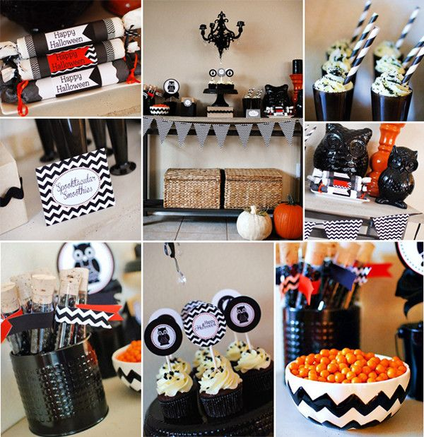 halloween baby shower ideas  baby shower ideas  Pinterest  Baby showers Chevron and Babies