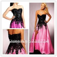 Fuschia And Black Bridesmaid Dresses | www.pixshark.com ...