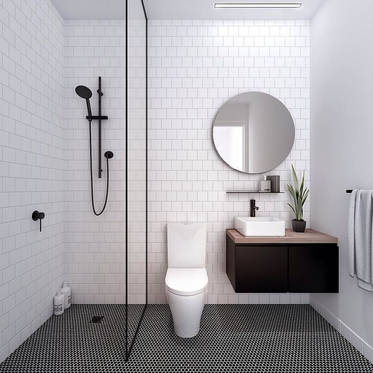 25 Best Ideas About Simple Bathroom On Pinterest Neutral Small