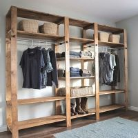 17+ best ideas about Open Closets on Pinterest