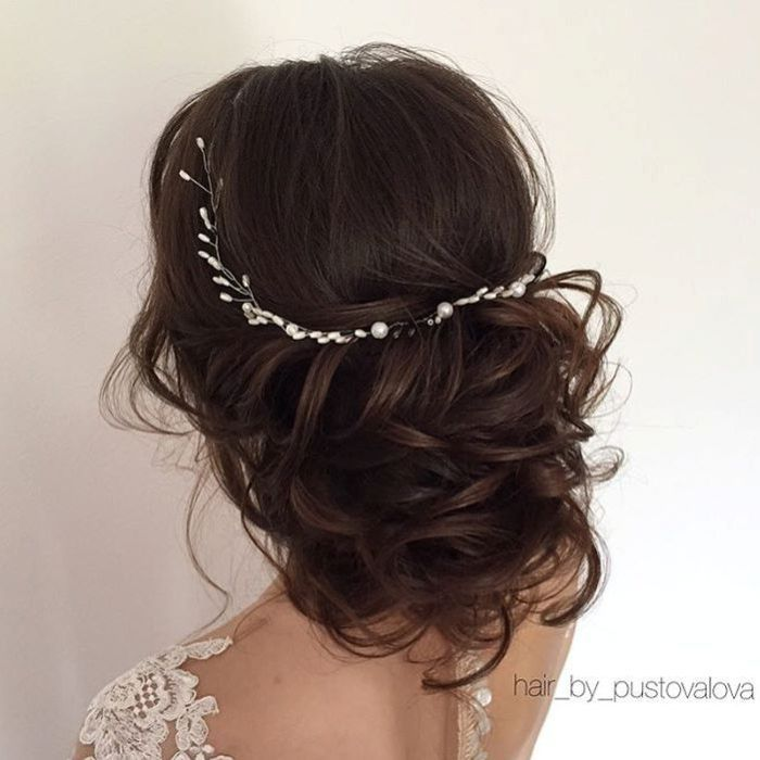 17 Best ideas about Loose Curly Updo on Pinterest  Prom