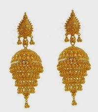 gold-jhumka-earring-designs.jpg (13771583) | JUMKA/JIMKI ...