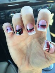 az cardinals nail design love