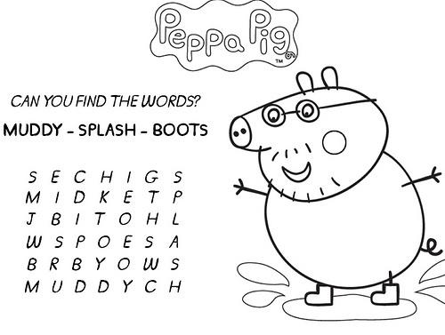 Best 25+ Peppa pig colouring ideas on Pinterest