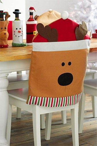 find this pin and more on chair covers christmas