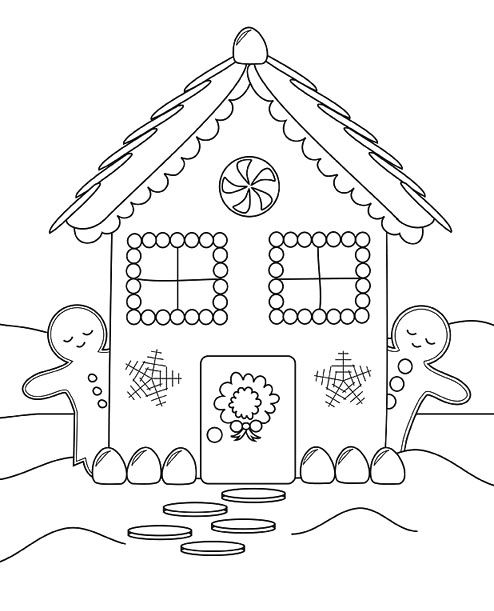1000+ ideas about Gingerbread Man Coloring Page on