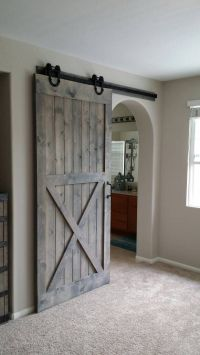 Best 20+ Barn Doors ideas on Pinterest | Sliding barn ...