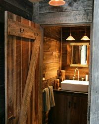 1000+ ideas about Log Cabin Bathrooms on Pinterest | Cabin ...