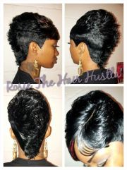clippercut mohawk with invisible