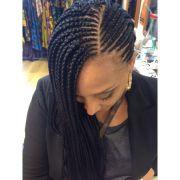 braids twists and design