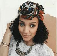 1000+ ideas about Head Scarf Styles on Pinterest   Hair ...