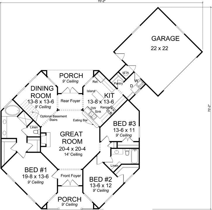 Best 25 Octagon house ideas on Pinterest