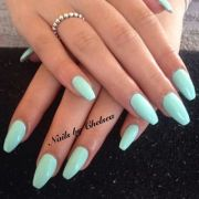 ideas ballerina nails