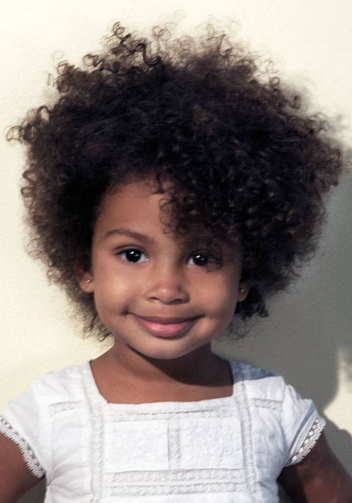 184 Best Images About Little Girl Natural Hair Styles On Pinterest