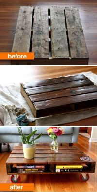 1000+ ideas about Pallet Coffee Tables on Pinterest ...