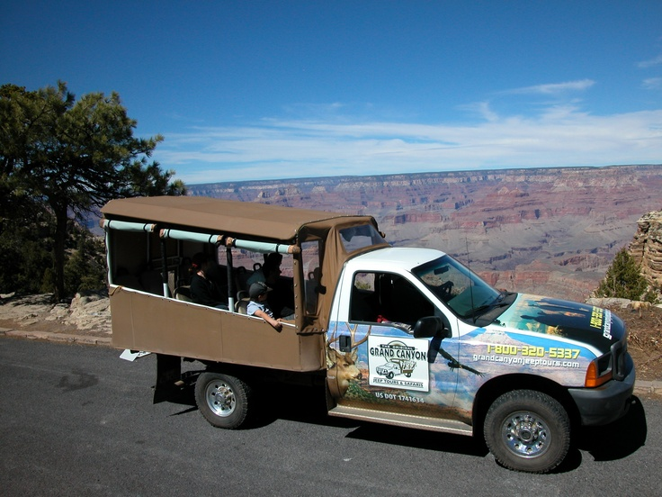 Take An Offroad Adventure With Grand Canyon Jeep Tours