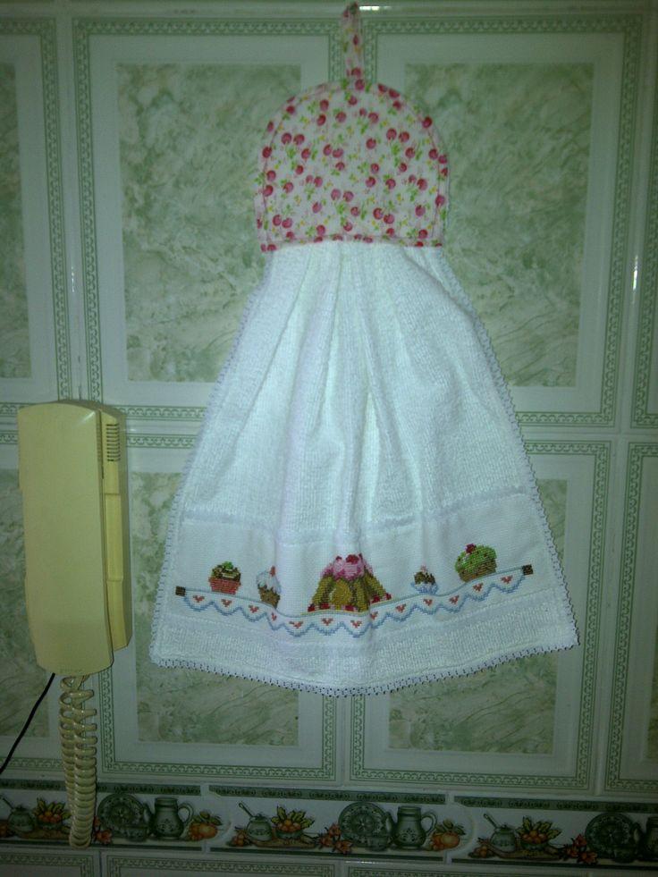 chair covers wedding ideas es robbins mat cupcakes en tu cocina | toallas bordadas punto de cruz pinterest cupcake