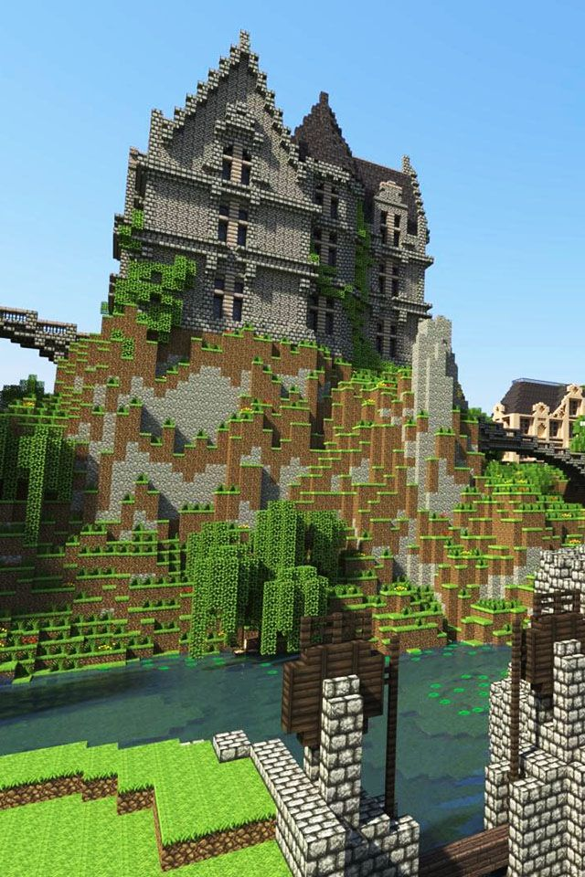 140 best images about Minecraft Houses on Pinterest  Mansions Cool houses and Modern minecraft