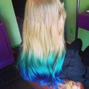 ideas dyed hair
