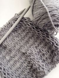 The 25+ best Infinity scarf knitting pattern ideas on ...