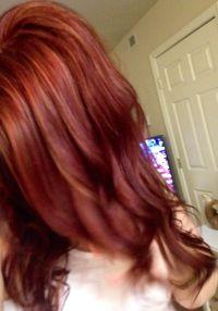 Best 25+ Mahogany red hair ideas on Pinterest | Fall hair ...