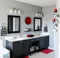 17 Best ideas about Black White Bathrooms on Pinterest ...