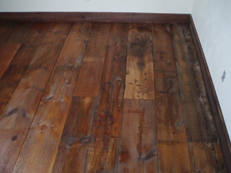 Skip Planed Barnboard Flooring Montana Reclaimed Lumber
