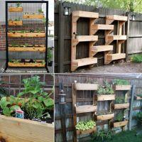 1000+ ideas about Vertical Herb Gardens on Pinterest