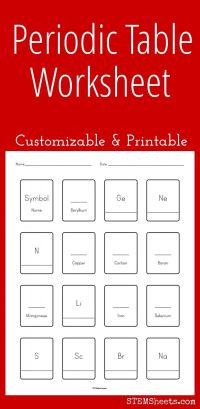 25+ best ideas about Periodic table printable on Pinterest ...