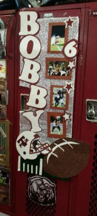 25+ best ideas about Locker room decorations on Pinterest ...