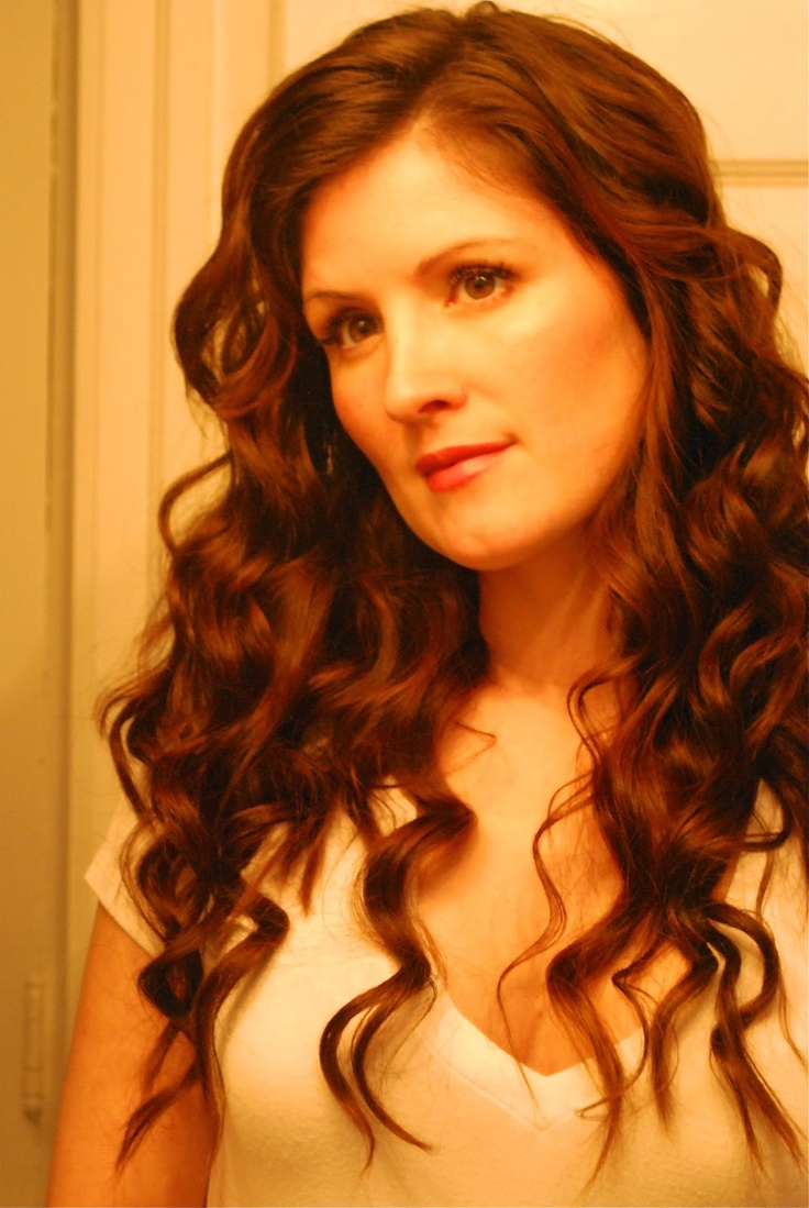 curling wand hairstyles  Google Search  HairClothes
