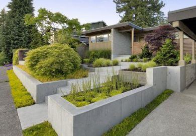 Front Yard Landscaping Ideas Fr Pinterest