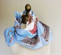 17 Best images about souvenir scarves on Pinterest | Delft ...