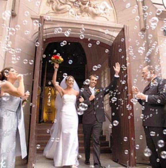 Buble Wedding Ceremony Exit Ideas  The Exit  Pinterest  Weddings