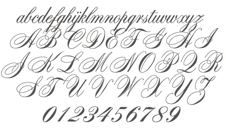 1000+ images about Spencerian Handwriting on Pinterest