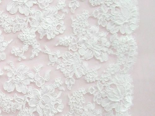 17 Best images about Bridal: Lace Fabric, Appliques