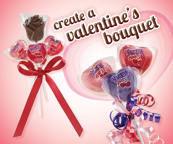 Valentines Bouquet Fundraising Idea See How Here PTO