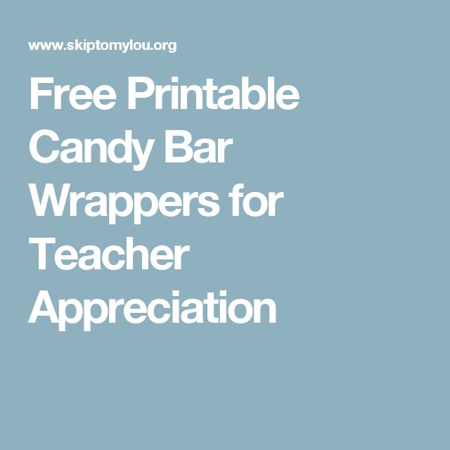 17 Best Ideas About Candy Wrappers On Pinterest Candy