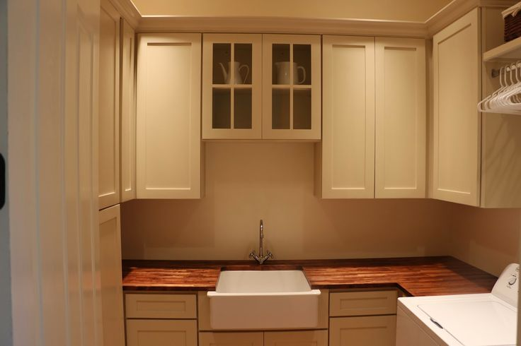 Laundry Room Butlers Pantry Ikea Farmhouse Sink