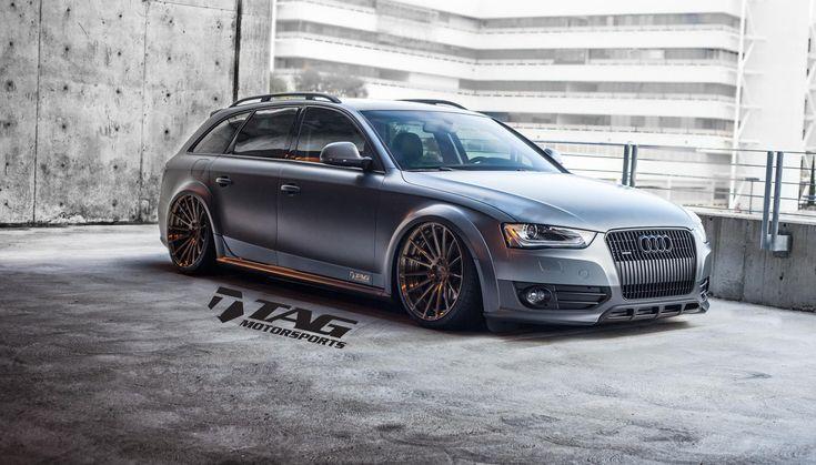 ADV1 Audi Allroad By TAG Motorsports Modified Amp Custom
