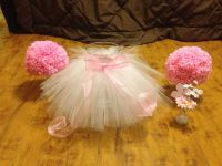 Tutu skirt for baby shower decorations | Baby showers ...