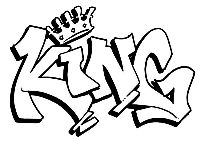 Top 25 Best Graffiti Words Ideas