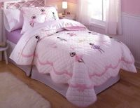 Ethnic Ballerina Bedding Twin Full/Queen Quilt Sets for ...