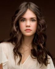 maia mitchell famous twin