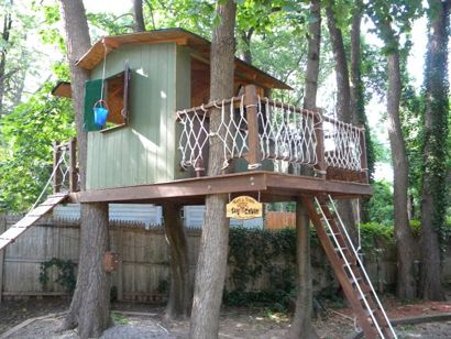 The 25 Best Simple Tree House Ideas On Pinterest Diy Tree House