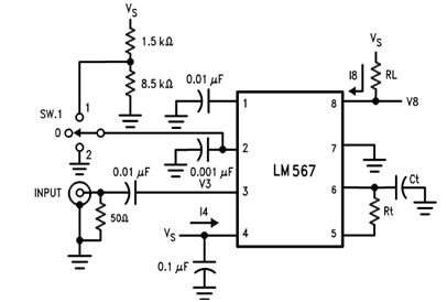 Simple Circuit Diagram Of Clap Switch, Simple, Free Engine