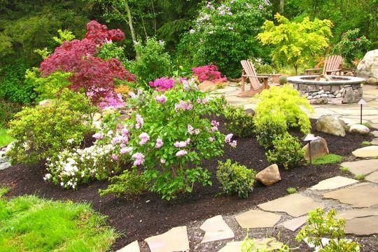 1000+ ideas about Backyard Hill Landscaping on Pinterest