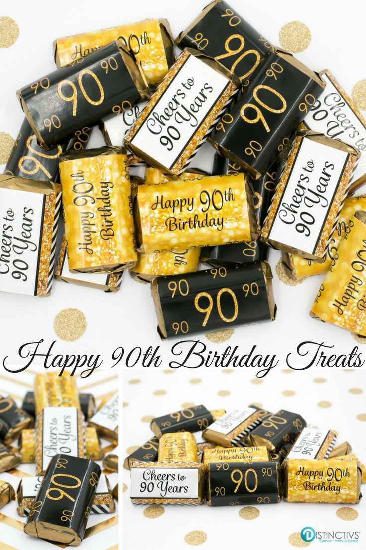 25 Best Ideas About 90th Birthday Decorations On